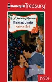 Kissing Santa ebook by Jessica Hart