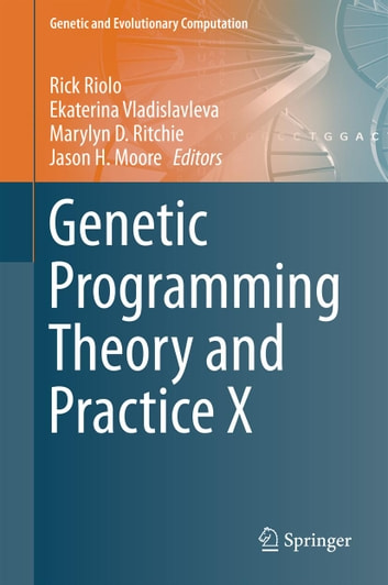 Genetic Programming Theory and Practice X ebook by