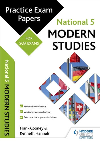 National 5 Modern Studies: Practice Papers for SQA Exams ebook by Frank Cooney,Kenneth Hannah