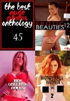 The Best Nude Photos Anthology 45 - 3 books in one ebook by Zoe Anders,Illyana Moskowicz,Mishka Obreynik