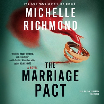 The Marriage Pact audiobook by Michelle Richmond