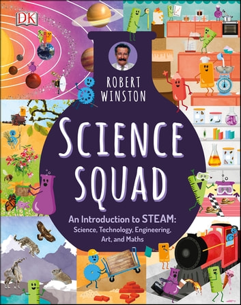 Science Squad ebook by Robert Winston