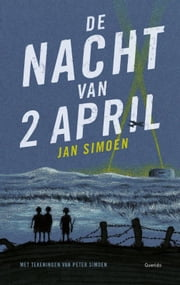 De nacht van 2 april ebook by Jan Simoen