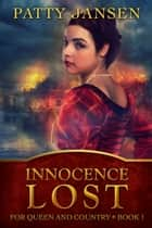 Innocence Lost ebook by Patty Jansen