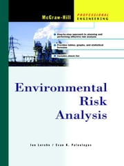 Environmental Risk Analysis ebook by Lerche, Ian