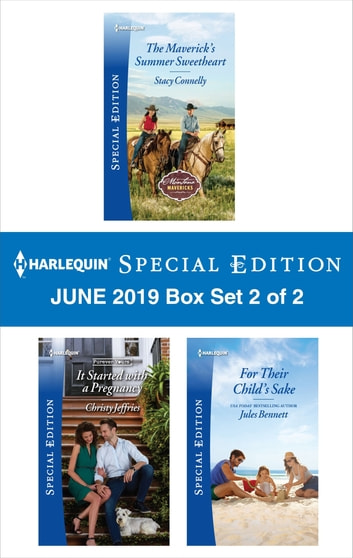 Harlequin Special Edition June 2019 - Box Set 2 of 2 ekitaplar by Stacy Connelly,Christy Jeffries,Jules Bennett