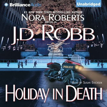 Holiday in Death audiobook by J. D. Robb