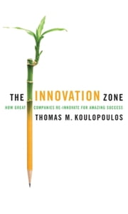 The Innovation Zone - How Great Companies Re-Innovate for Amazing Success ebook by Thomas M. Koulopoulos