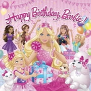 Happy Birthday Barbie! (Barbie) ebook by Mary Man-Kong,Kellee Riley