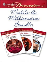 Models & Millionaires Bundle - For Pleasure...Or Marriage?\Shackled by Diamonds\The Rich Man's Mistress ebook by Julia James,Cathy Williams