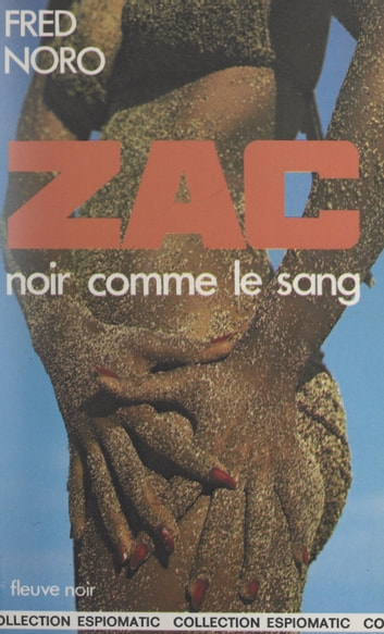 Noir comme le sang ebook by Fred Noro