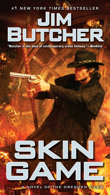 Skin Game ebook by Jim Butcher