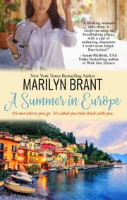 A Summer in Europe ebook by Marilyn Brant