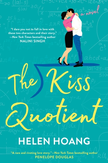 Image result for the kiss quotient spine cover hd