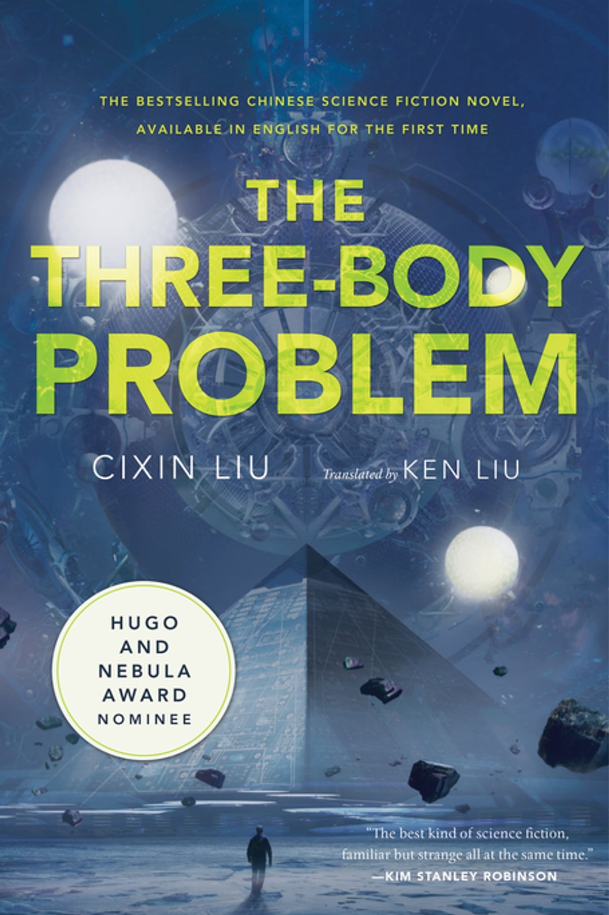 The Threebody Problem Ebook By Cixin Liu, Ken Liu