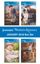 Harlequin Western Romance January 2018 Box Set - The Bull Rider's Valentine\Cowboy Lullaby\Wrangling Cupid's Cowboy\The Bull Rider's Twin Trouble ebook by Cathy McDavid, Sasha Summers, Amanda Renee,...