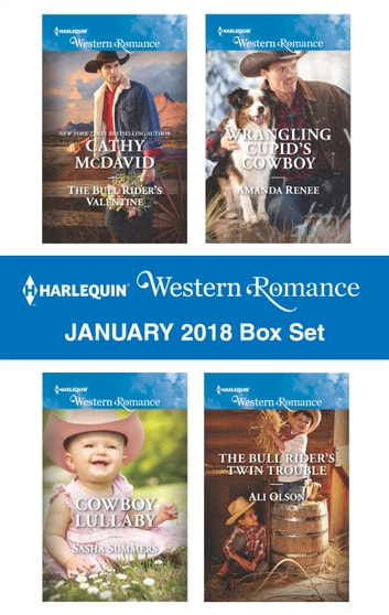 Harlequin Western Romance January 2018 Box Set - An Anthology ebook by Cathy McDavid,Sasha Summers,Amanda Renee,Ali Olson