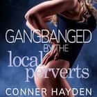 Gangbanged by the Local Perverts audiobook by Conner Hayden