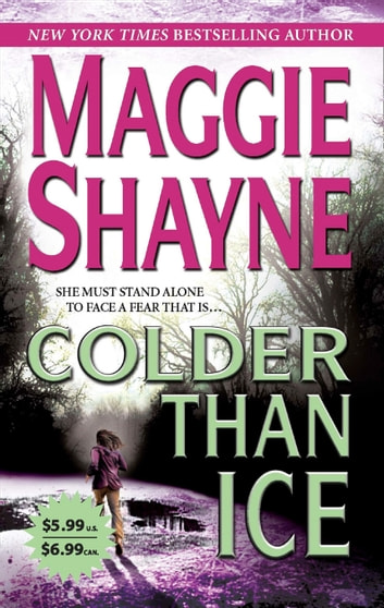Colder Than Ice (Mills & Boon M&B) ebook by Maggie Shayne