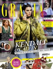 Grazia UK - Issue# 585 - Frontline magazine