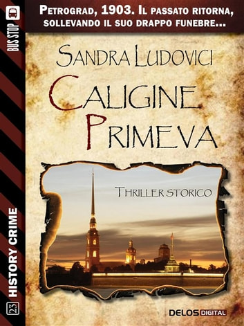 Caligine primeva ebook by Sandra Ludovici