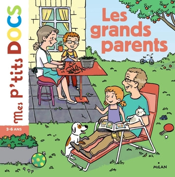 Les grands-parents ebook by Stéphanie Ledu