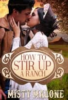 How to Stir Up a Ranch ebook by Misty Malone