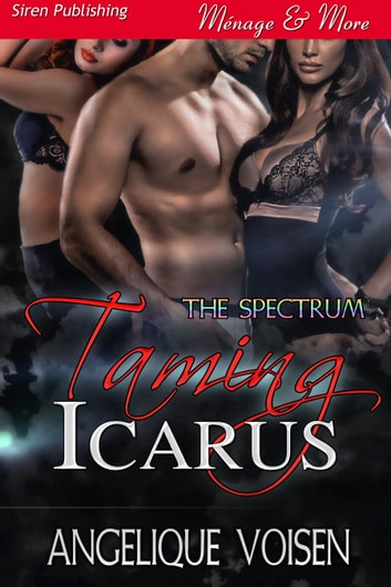 Taming Icarus ebook by Angelique Voisen