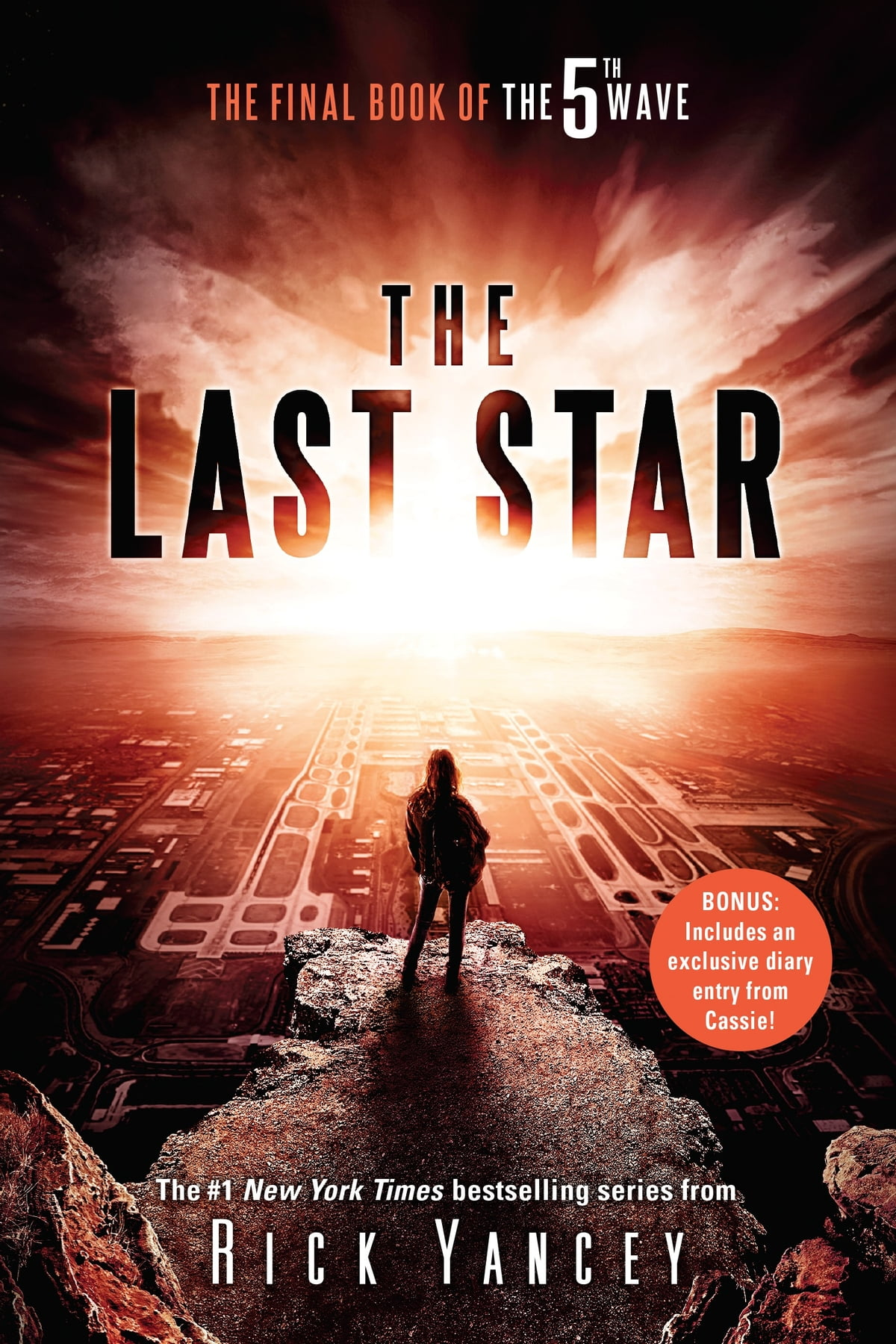 The last star ebook by rick yancey 9781101599044 rakuten kobo fandeluxe Ebook collections