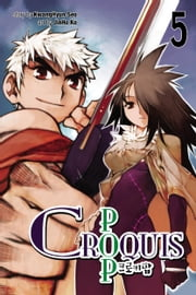 Croquis Pop, Vol. 5 ebook by JinHo Ko,KwangHyun Seo