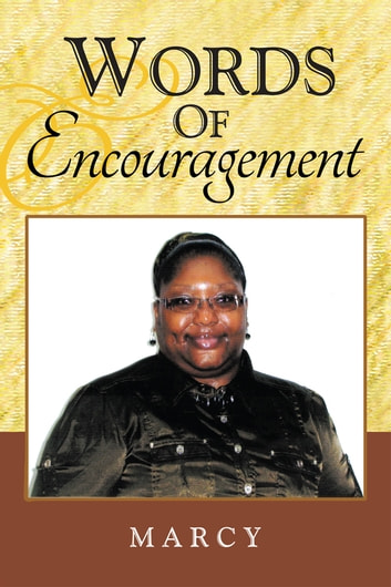 Words of Encouragement ebook by Marcy