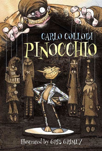 Pinocchio ebook by Carlo Collodi