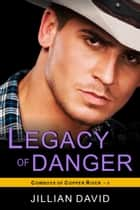 Legacy of Danger (Copper River Cowboys, Book 3) - Contemporary Western Romance ebook by Jillian David