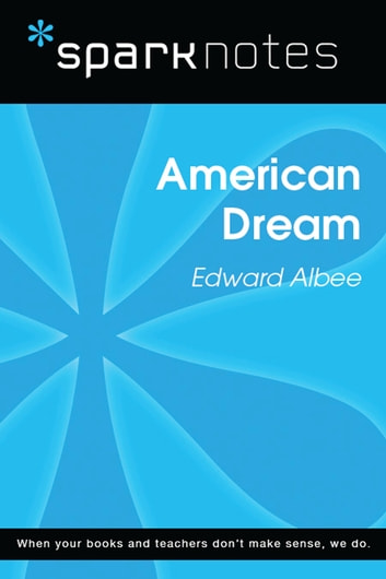 American Dream Sparknotes Literature Guide Ebook By Sparknotes