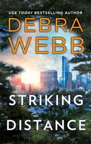 Striking Distance ebook by Debra Webb