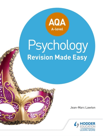 AQA A-level Psychology: Revision Made Easy ebook by Jean-Marc Lawton