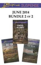 Love Inspired Suspense June 2014 - Bundle 2 of 2 - An Anthology ebook by Lenora Worth, Carol J. Post, Marion Faith Laird