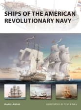 Ships of the American Revolutionary Navy ebook by Mark Lardas