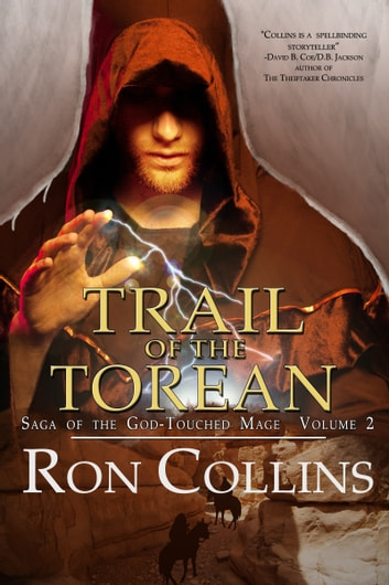 Trail of the Torean ebook by Ron Collins