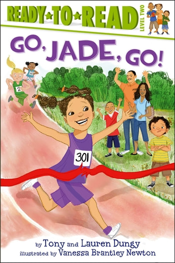 Go, Jade, Go! - with audio recording ebook by Tony Dungy,Lauren Dungy