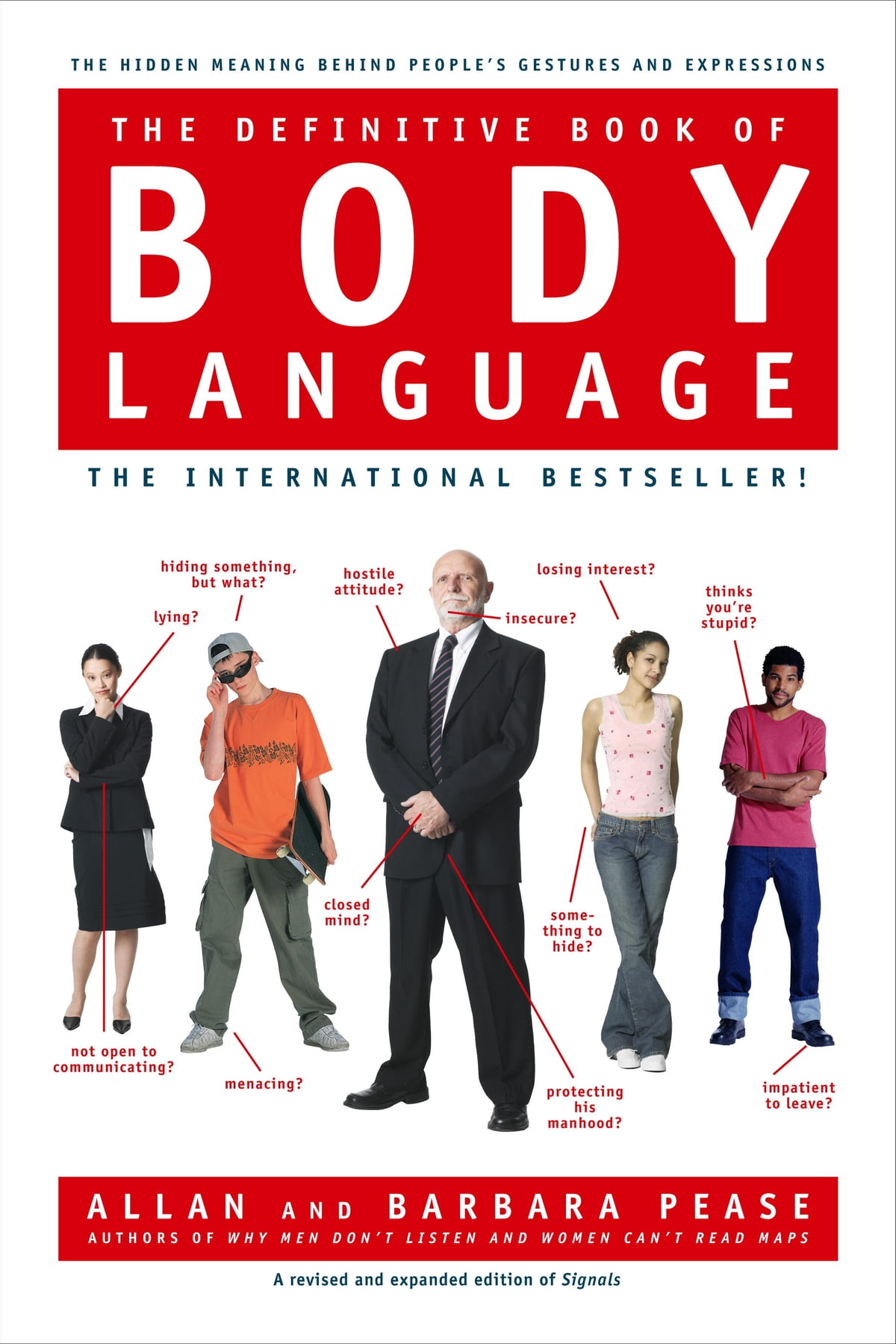 how to read a woman body language