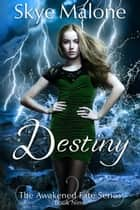 Destiny ebook by Skye Malone