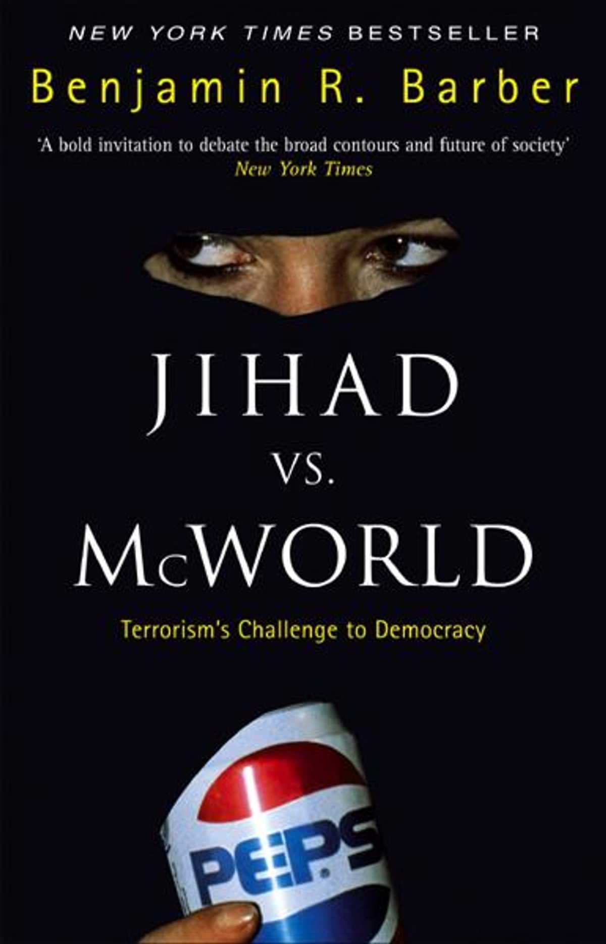 essay on jihad vs mcworld