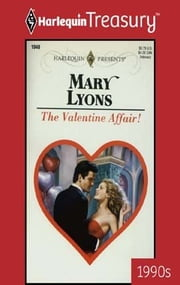 The Valentine Affair ebook by Mary Lyons