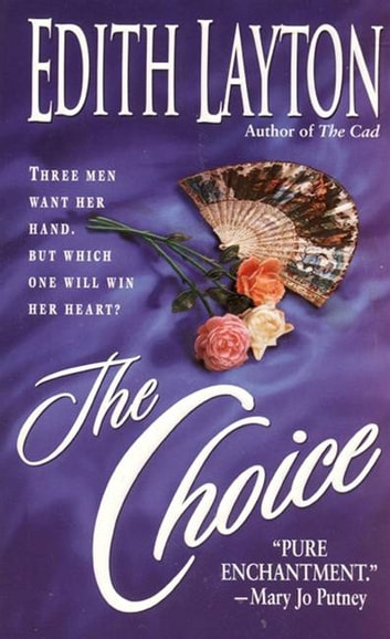 The Choice ebook by Edith Layton