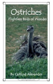 Ostriches: Flightless Birds of Wonder ebook by Caitlind L. Alexander
