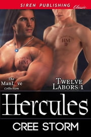 Hercules ebook by Cree Storm