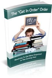 The Get In Order Order ebook by NISHANT BAXI