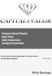Capital e Valor ebook by Hélio Santiago