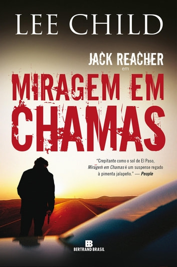 Miragem em chamas - Jack Reacher ebook by Lee Child
